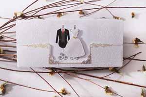 کارت عروسی کد saba-553