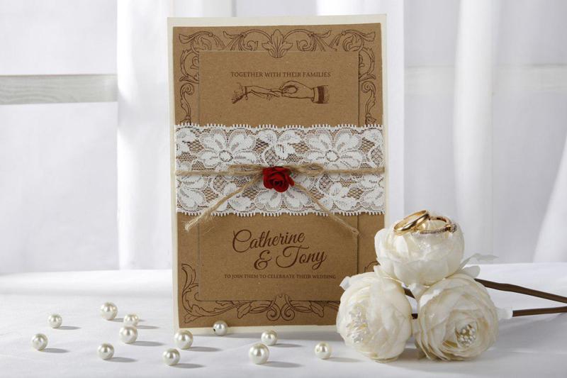 کارت عروسی S513