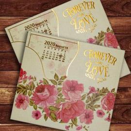 کارت عروسی کد m147